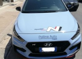 Hyundai km zero i30 N Performance - Pollina Auto Trapani