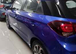 hyundai i20 champion blu - Pollina Auto kmZero