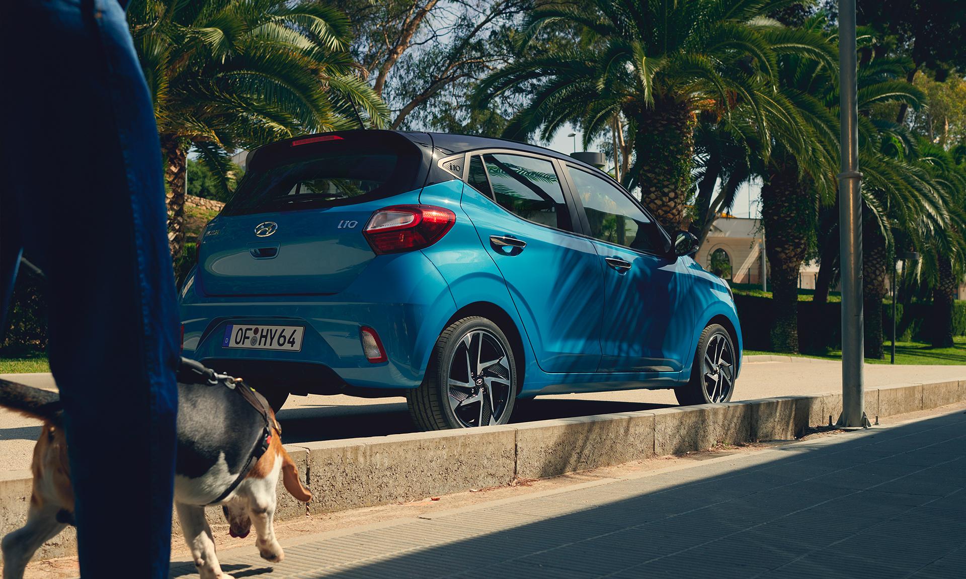 Nuova Hyundai i10 - Pollinauto Concessionaria Trapani