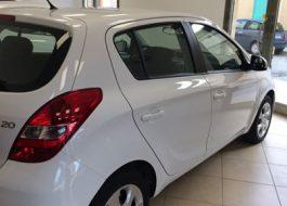 Hyundai i20 usata - Pollina Auto