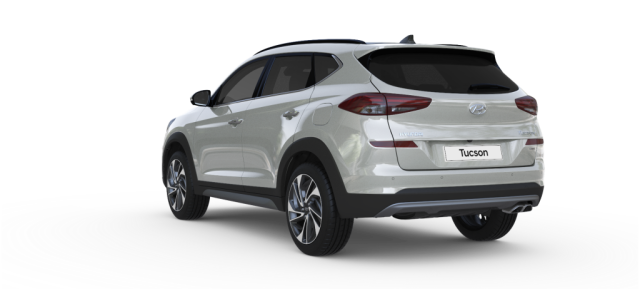 Hyundai Tucson 48v xprime safety pack - hybrid