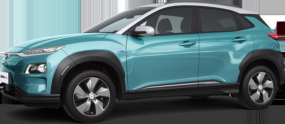 Hyundai Kona Elettric - Pollina Auto Trapani
