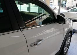 Hyundai Tucson Usata - Pollina Auto Trapani