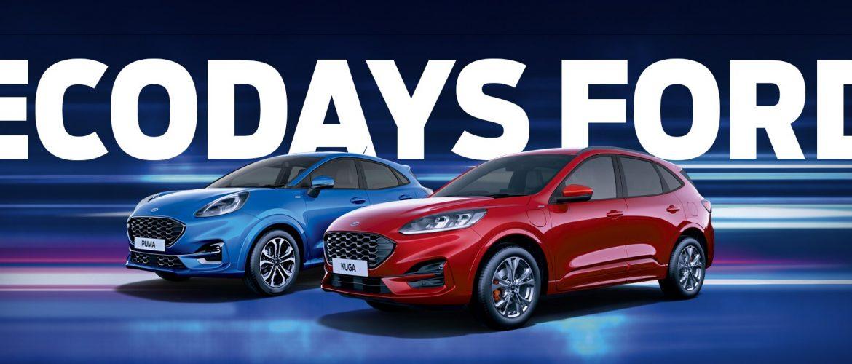 Trapani Ford Ecodays: Ford anticipa gli Ecoincentivi