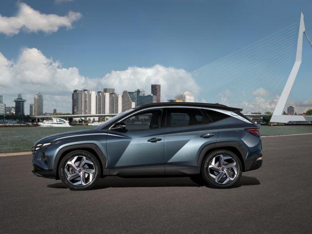 Nuova Hyundai Tucson - Pollina auto Trapani