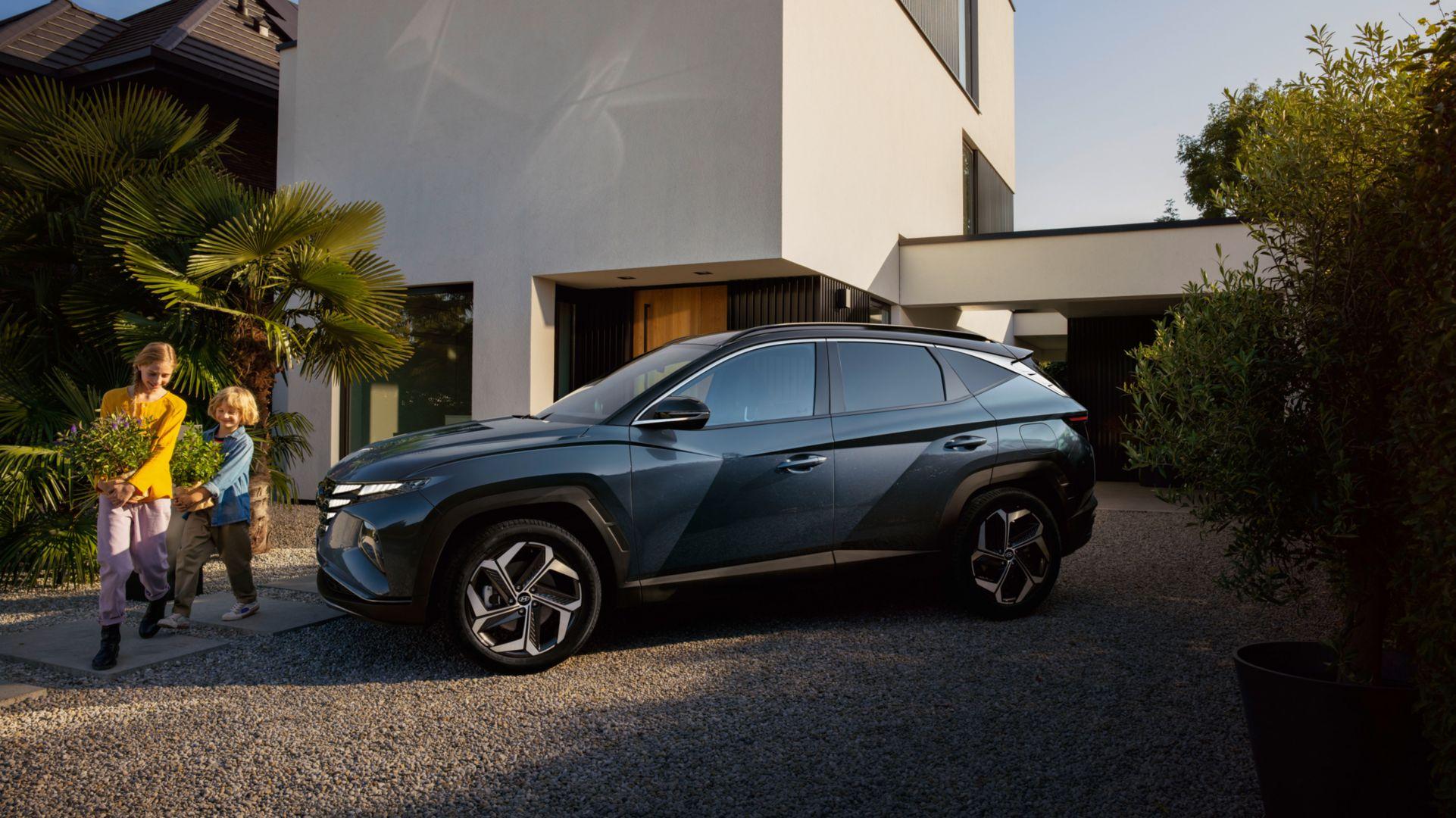 Nuova Hyundai tucson hybrid - Pollina auto