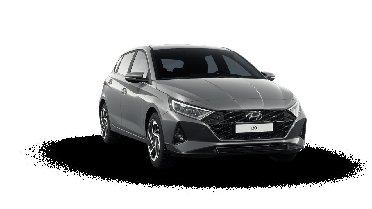 NUova Hyundai i20 - Pollina Auto