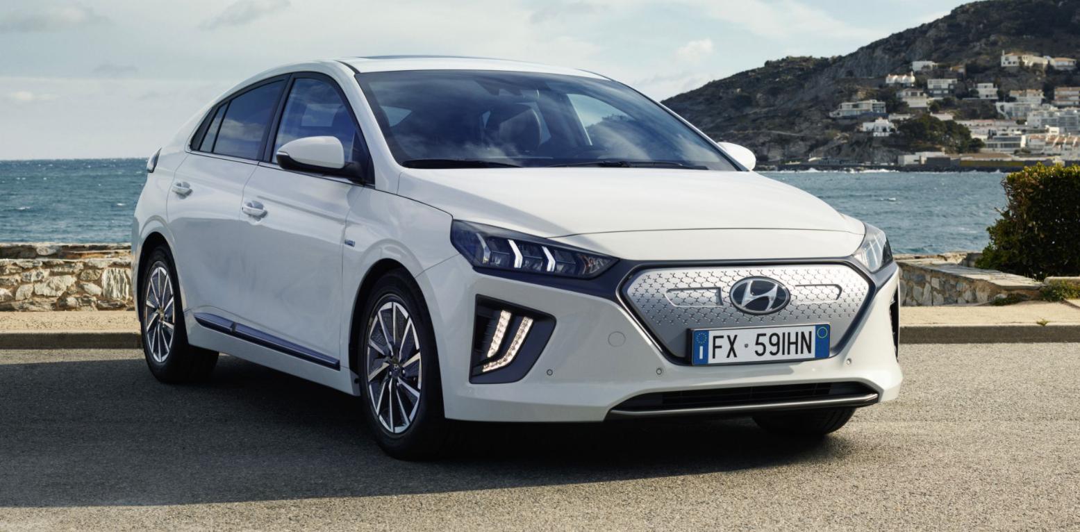 Hyundai ioniq electric - Pollina Auto
