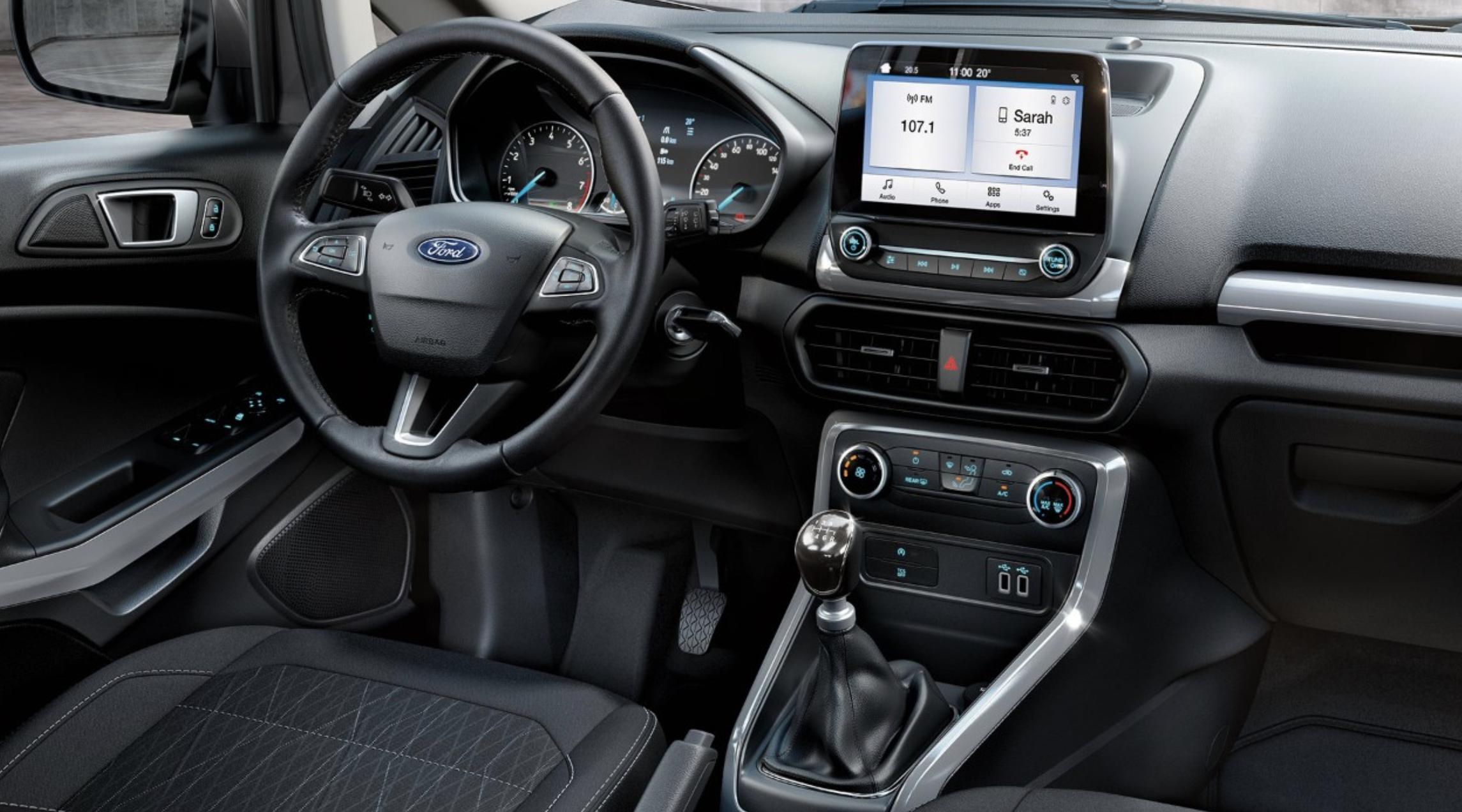 Ford ecosport - pollina auto trapani