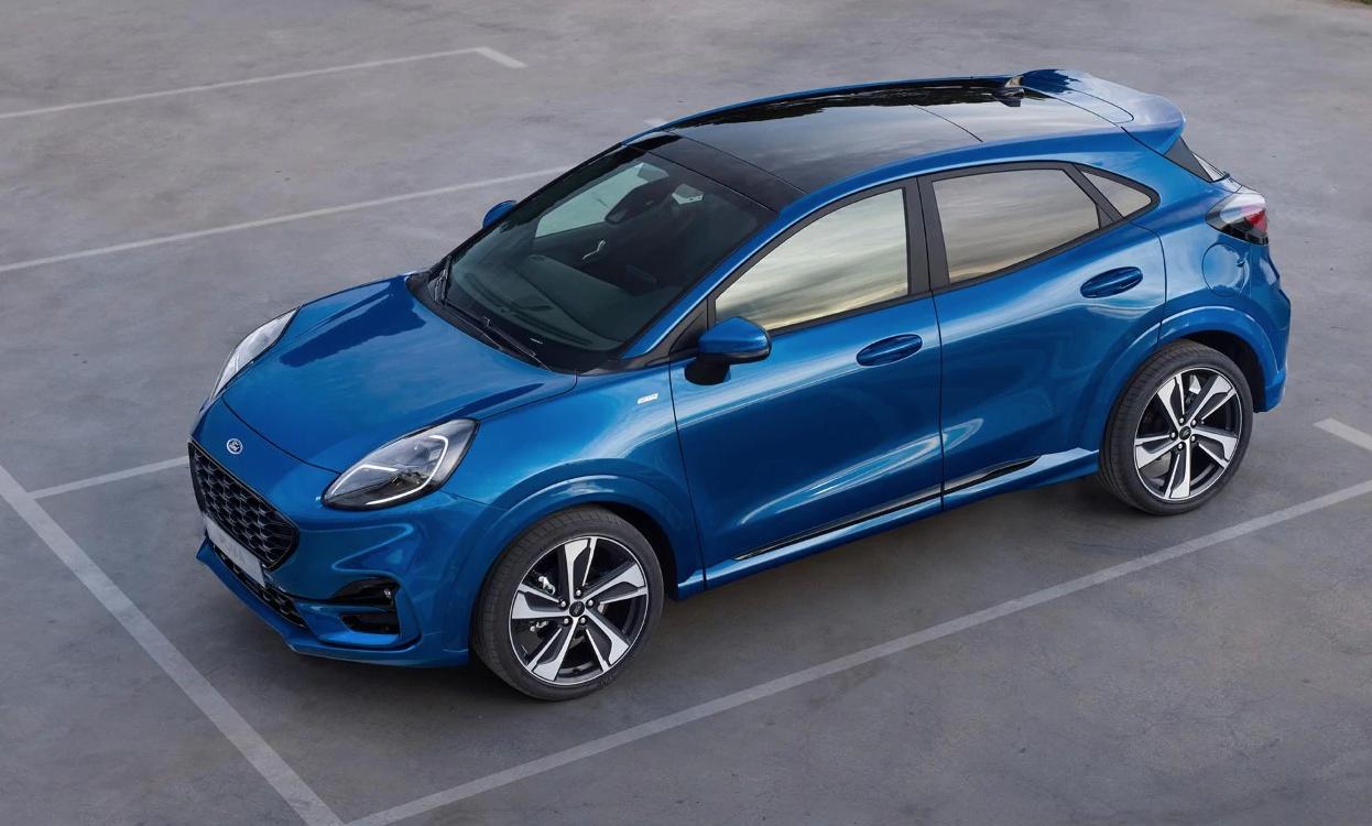 Nuova Ford Puma - Pollina Auto