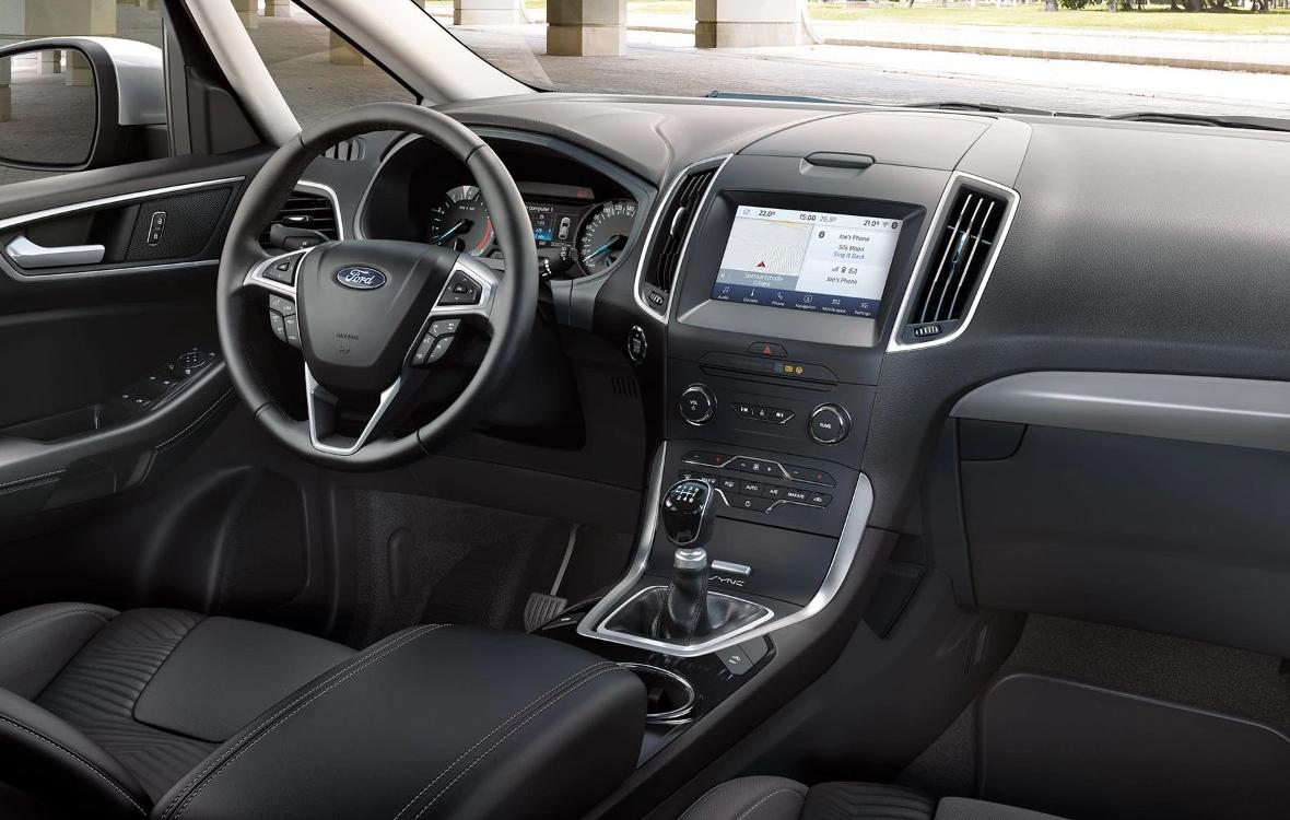 Ford S-max - Pollina auto trapani