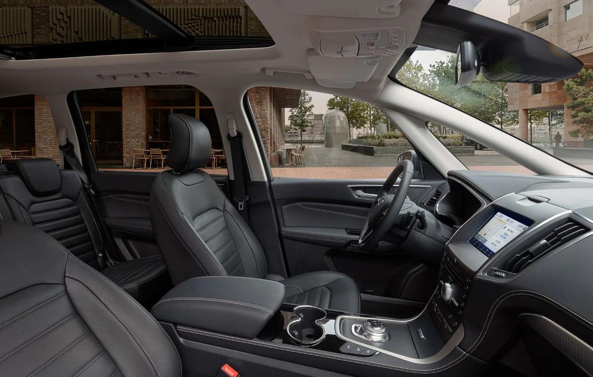 Ford Galaxy 7 posti - Pollina auto trapani
